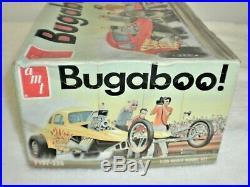 Vintage AMT Volkswagen Bugaboo Dragster Model Kit # T197-225 Built With Box