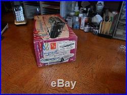 Vintage Amt 1962 Chrysler Imperial Convertible Kit # K 812 149
