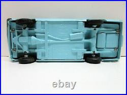 Vintage Amt 1963 Plymouth Valiant Craftsman Model Kit. Built Nice. Unpainted