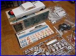Vintage Amt 1964 Ford Falcon Sprint 2 Dr. Hrdtp Plastic Model Kit # 5124 150