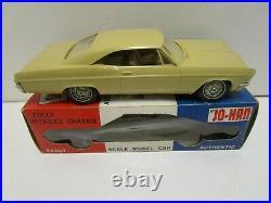 Vintage Amt 1966 Chevrolet Impala Ss Prmo Friction Car