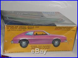 Vintage Amt 1974 Ford Pinto 1/25 Scale Kit Factory Sealed T-370
