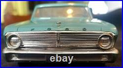 Vintage Dealer Promo Model Car 1965 Ford Falcon, Gorgeous, Lqqk