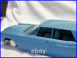Vintage Lot 1965 66 67 68 AMT 125 Lincoln Model Cars For Parts or Restoration