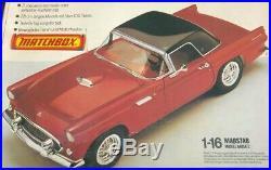Vintage Matchbox Amt Models Kits 1955 Ford Thunderbird 116 Very Rare F/S C1