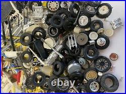 Vintage Model Car junkyard lot parts MPC AMT Johan promo revell