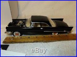 Vintage Model Kits 1957 Chrysler 300c Amt Masterpiece Kit 1/25 Scale Nib