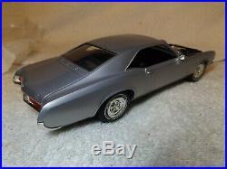 Vintage Model Kits 1966 Buick Riveria Amt Masterpiece Kit 1/25 Scale Nib