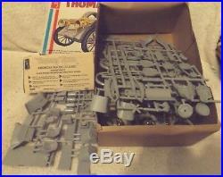Vintage Model Kits Classic 125 Amt 1908 Thomas Flyer Very Rare Kit New