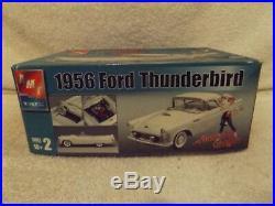 Vintage Modell KITS 1 24 Amt / Ertl 1956 Ford Thunderbird American Graffiti