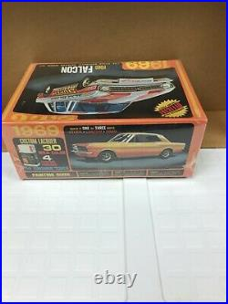 Vintage Original 1969 Issue 1/25 Scale Amt Ford Falcon Ht Factory Sealed