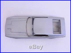 Vintage Original 1971 Ford Mustang Fastback Mach I AMT Dealer Promo Model Car