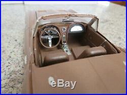 Vintage Original AMT 1964 Chevrolet Corvette Converti Pro Built Model # 6914