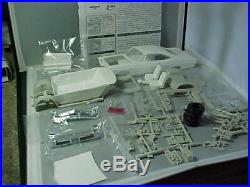 Vintage Resin 1967 Ford Galaxie 500 2 Door Trans kit with Donor and CHROME 1/25