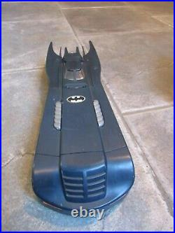 Vintage Super Powers Batmobile 1984 & 1993 Kenner Batman DC AMT Model Kit 3 LOT
