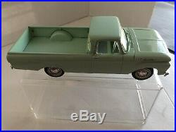 Vintage Very Rare AMT 1961 Ford F-150 Pickup Dealer Promo