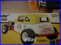 Vintage amt model car kits late-model dirt modifies kits