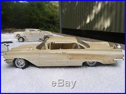 Vintage amt model parts cars