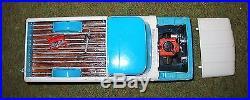 Vintage built plastic model car AMT 1962 Chevy Drag Race Team Combo